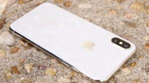Trasera iPhone X