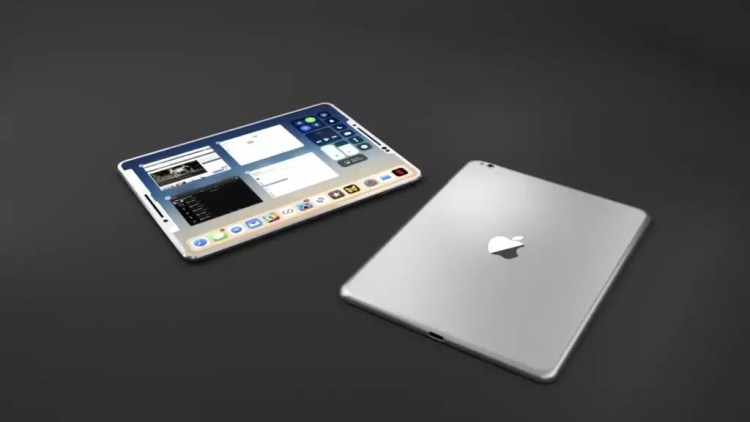 Posible layout iPad® 2018