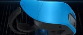 Diseño de las gafas HTC Vive Focus