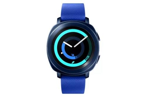 Imagen frontal del Samsung Gear Sport