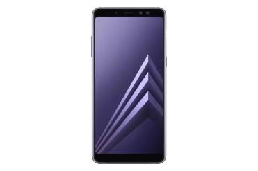 Samsung Galaxy A8 gray