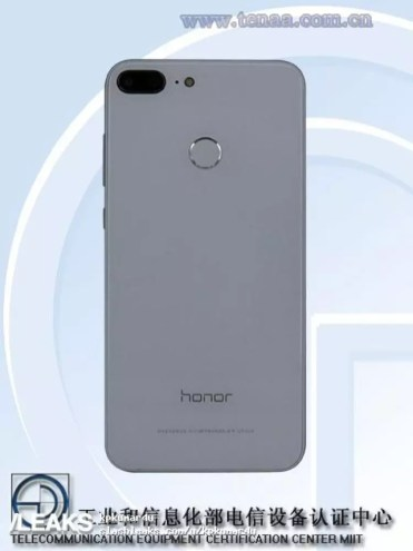 Honor 9 Lite tarsera
