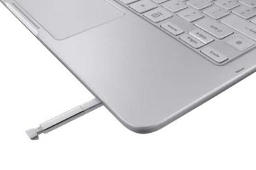 Ubicación Samsung Notebook 9 Pen del S Pen