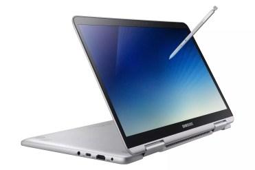 Uso del S pen en el Samsung Notebook 9 Pen