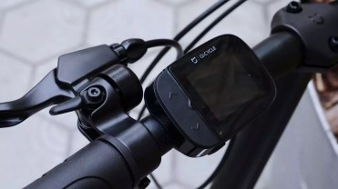 Ordenador integrado en la Xiaomi QICYCLE EF1