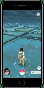 Lluvia en Pokémon GO