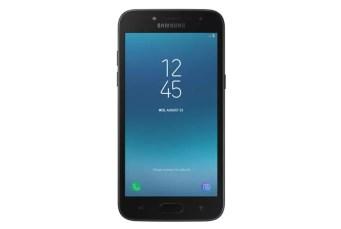 Imagen frontal del Samsung Galaxy J2 Pro 2018