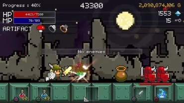 Juego Android Buff Knight Advanced