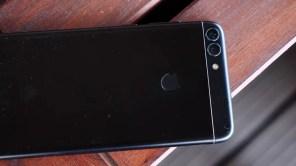 Trasera del teléfono Huawei P Smart
