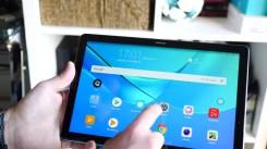 Uso del tablet Huawei MediaPad M5
