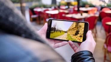 Calidad de la pantalla del Motorola Moto E4 Plus