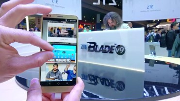 Uso ZTE Blade V9