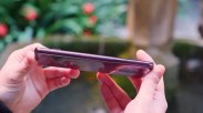 lateral del Samsung Galaxy S9+
