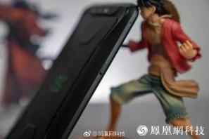 Imagen lateral del Xiaomi Black Shark