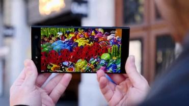 Calidad de la pantalla del Sony Xperia XA2 Ultra