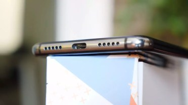 Puerto USB del Huawei P20 Pro