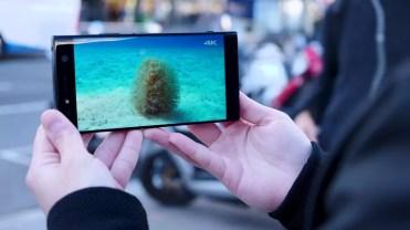 pantalla Sony Xperia XA2 Ultra