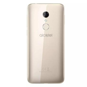 Imagen Alcatel 3 trasera