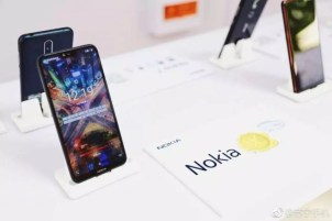 Imagen frontal del Nokia X