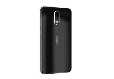 Imagen trasera del Nokia X6
