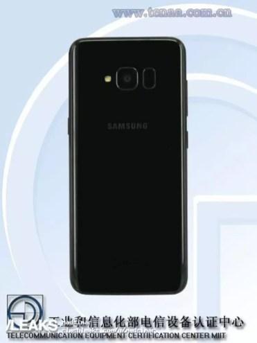 Trasera Samsung Galaxy S9 mini