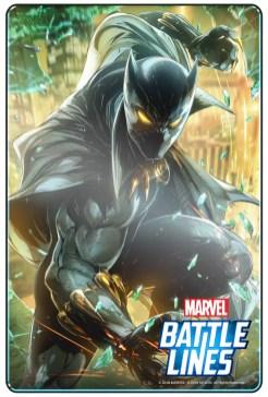 Carta de Black Panther en MARVEL Battle Lines