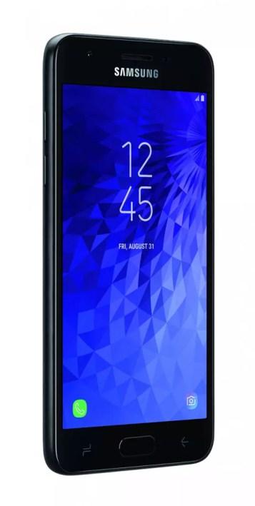 Frontal del Samsung Galaxy J3 2018