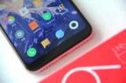 Marco inferior de la pantalla del Xiaomi Redmi 6 Pro