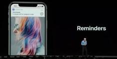 Reminders IOS 12