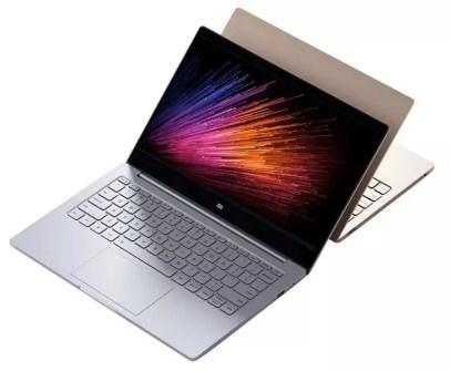 Colores del Xiaomi Mi Laptop Air