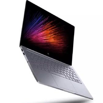 Diseño del Xiaomi Mi Laptop Air