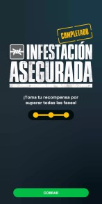 Asegurar infestación en The Walking Dead: Our World