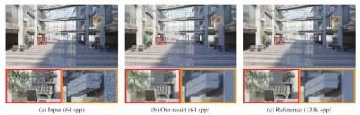 Mejora al reducir ruido en tecnología de Nvidia