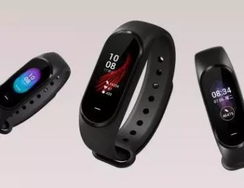 Diseño de la pulsera Xiaomi Black Plus