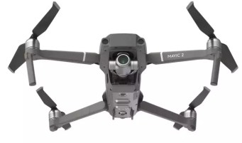 Frontal DJI Mavic 2