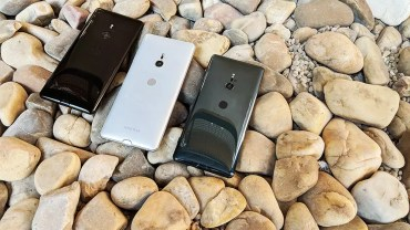 Sony Xperia XZ3 colores
