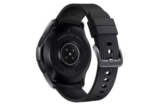 Samsung Galaxy Watch negro imagen tarsera