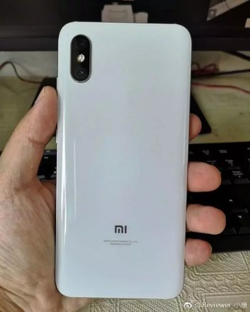 Imagen del Xiaomi Mi 8X