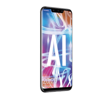 lateral del Huawei Mate 20 Lite