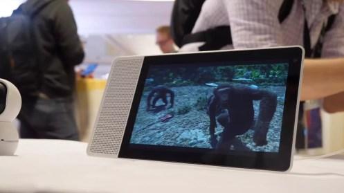 Uso Lenovo Smart Diplay