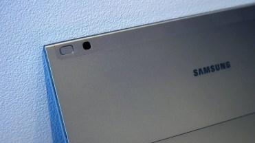 Lector de huellas del Samsung Galaxy Book 2