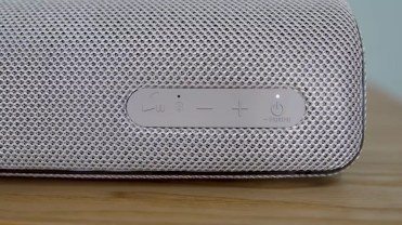 Botones frontales del Sony SRSXB31B
