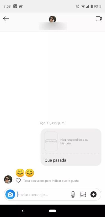 Nuevos mensajes de voz en Instagram Direct