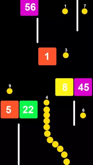 Snake Block juego