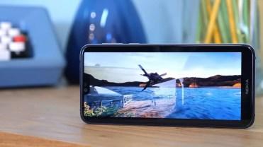 Pantalla video Nokia 7.1