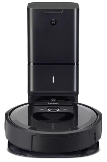 Base de las aspiradora iRobot Roomba i7+