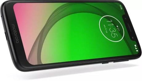 Imagen frontal del Moto G7 Play