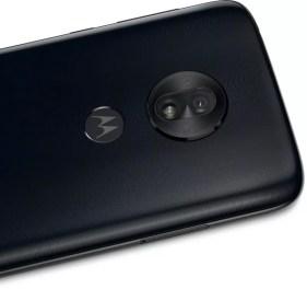 Imagen trasera del Moto G7 Play