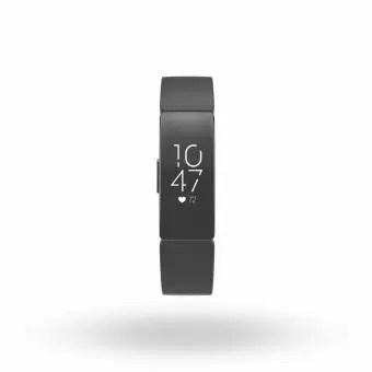 Imagen frontal de la pulsera Fitbit Inspire