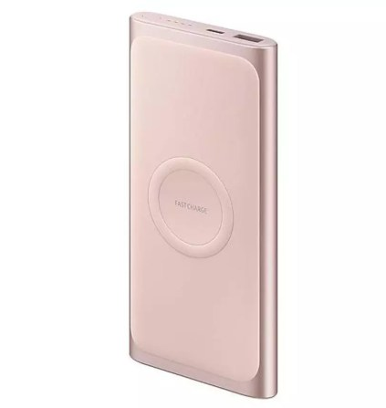Samsung Wireless Charger Portable Battery rosa